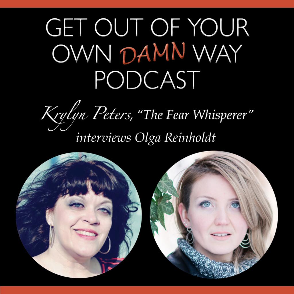 GOYW Guest Podcast Episode - Olga Reinholdt