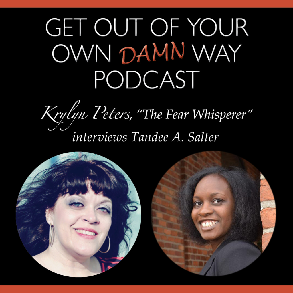 GOYW Guest Podcast Episode - Tandee A Salter