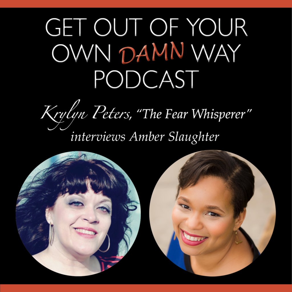 GOYW Guest Podcast Episode - Amber Slaughter