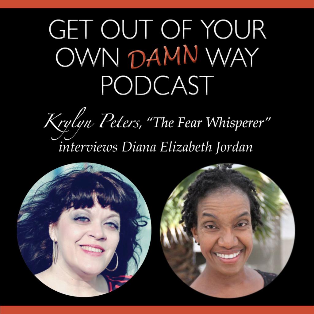 GOYW Guest Podcast Episode - Diana Elizabeth Jordan