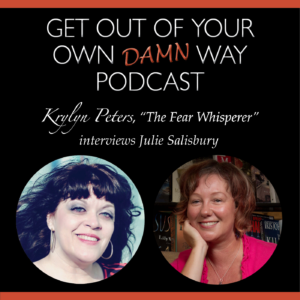 GOYW Guest Podcast Episode - Julie Salisbury